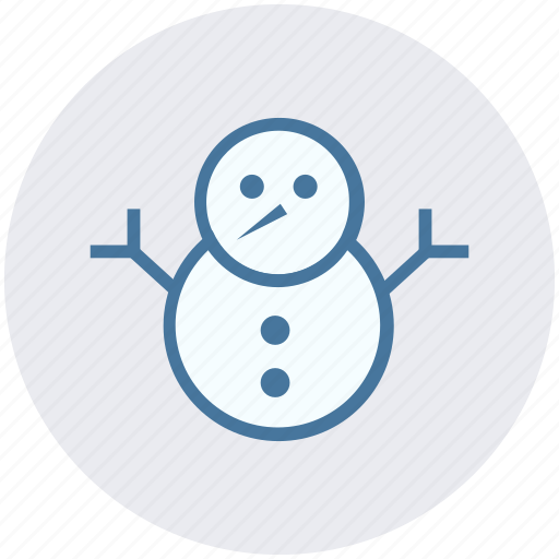Christmas, decoration, easter, snow, snowman, winter icon - Download on Iconfinder