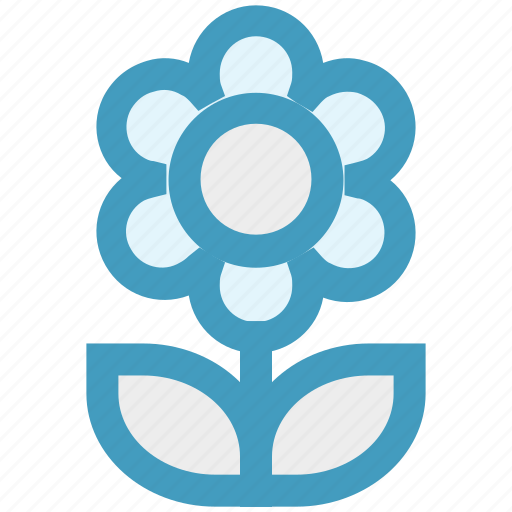 christmas, flower, leaves, nature, plant, pot icon