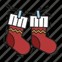 christmas, christmas sock, gift, gifts, presents, sock, xmas