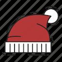 christmas, decoration, hat, santa, santa hat, xmas