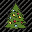celebration, christmas, christmas tree, decoration, xmas