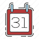 calendar, celebration, christmas, xmas icon