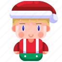 avatar, boy, christmas, hat, man, winter, young icon