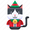 cat, costume, ear, ears, fashion, fun, party icon