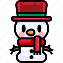 avatar, christmas, snow, snowman, winter, xmas