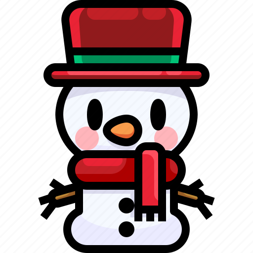 Avatar, christmas, snow, snowman, winter, xmas icon - Download on Iconfinder