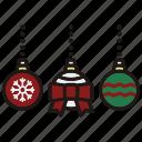 christmas, christmas tree, decoration, ornaments, santa, winter, xmas