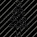 christmas, decoration, holiday, ornamnet, tree, winter, xmas