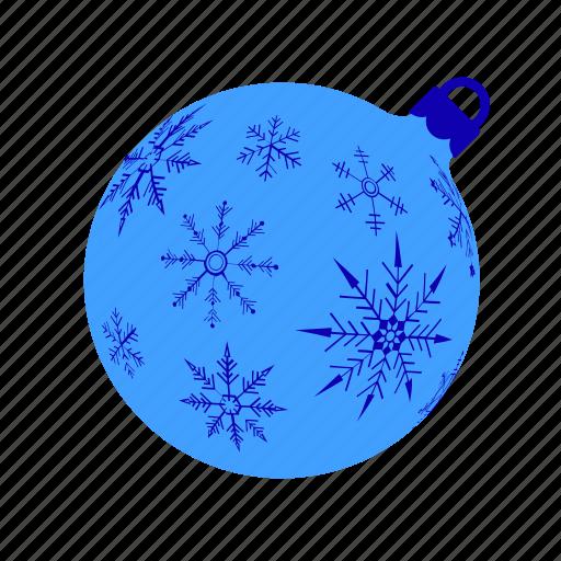 ball, christmas, lightblue, mas, snowflakes, x, xmasballs icon