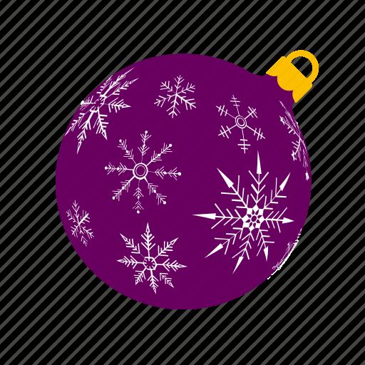 ball, christmas, mas, violet, x, xmas, xmasballs icon