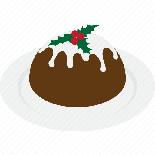 Christmas, dessert, food, pudding, sweet, cooking icon - Download on Iconfinder