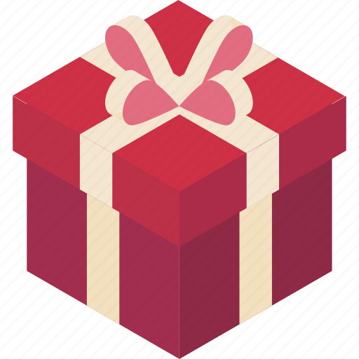 Box, christmas, gift, present, decoration, holiday icon - Download on Iconfinder