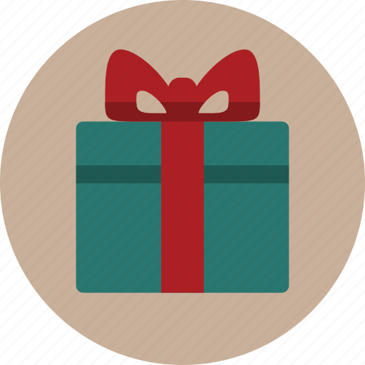 box, christmas, gift, holiday, present, shopping icon