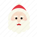 christmas, holiday, santa, winter, x-mas icon
