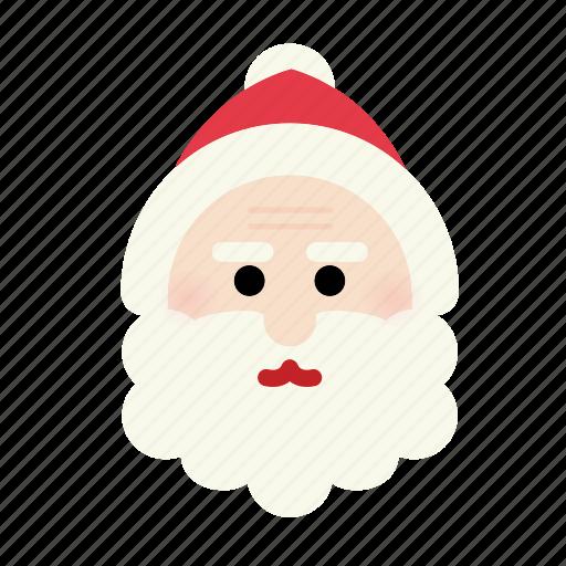 christmas, holiday, santa, winter, x-mas icon