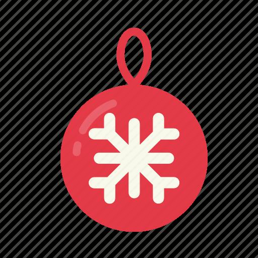 celebration, christmas, christmas ball, decoration, ornament, winter icon