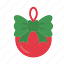 ball, christmas, christmas ball, decoration, xmas icon