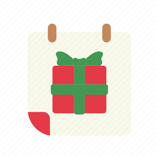 birthday, calendar, christmas, event, schedule icon