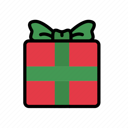 box, christmas, gift, package, present, special, xmas icon