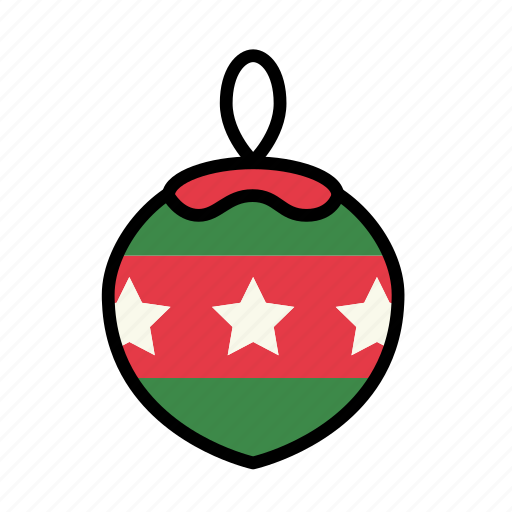 ball, christmas, christmas ball, christmas decoration, christmas ornament, decoration icon