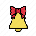 celebration, christmas, christmas decoration, decoration, holiday, jingle bell icon