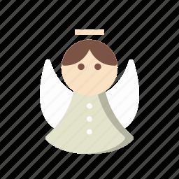 angel, christmas, fc, holy, xmas icon