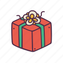 christmas, decoration, gift, holidays, newyear, presents, xmas icon