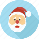 christmas, merry christmas, santa, santa claus, santa clause, winter icon