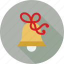 alert, attention, bell, christmas, notification, reminder icon