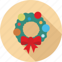 bells, christmas decoration, colorful christmas, decoration, ribbon icon
