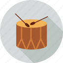 celebration, drum, party icon