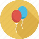 balloon, balloons icon