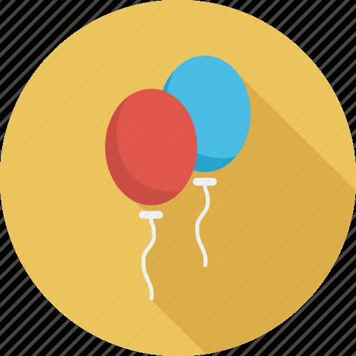 balloon, balloons icon