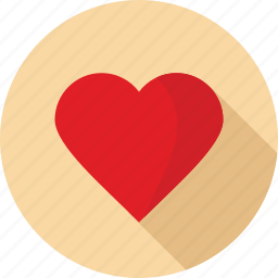 date, heart, love, red heart, romance icon