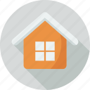 christmas, home, house, snow on home, snow on house, winter, xmas icon