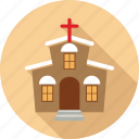 building, church, holy place icon