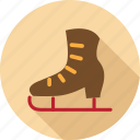 christmas shoe, long shoes, shoes, slade shoes, snow shoe icon