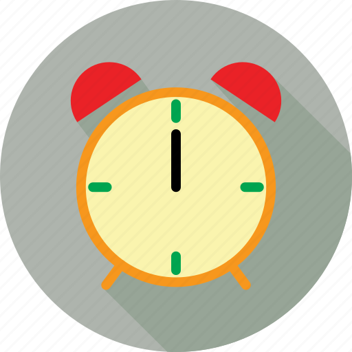 alert, attention, christmas bell, clock, time, timer icon