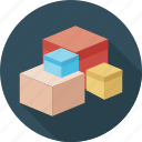 delivery, package, packaging, product, products, service, service delivery icon