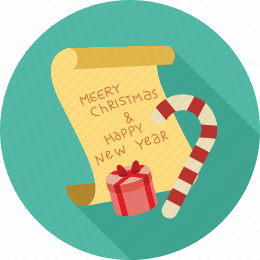 christmas, christmas gift, happy new year, merry christmas notes, notes, notes on page icon