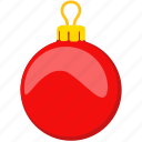 ball, celebration, christmas, decoration, holiday, merry, xmas icon