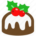 cake, celebration, christmas, holiday, merry, xmas icon