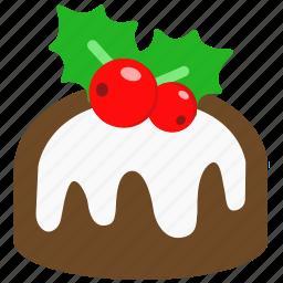 cake, celebration, christmas, holiday, merry, xmas icon