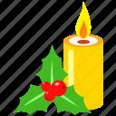 candle, christmas, xmas