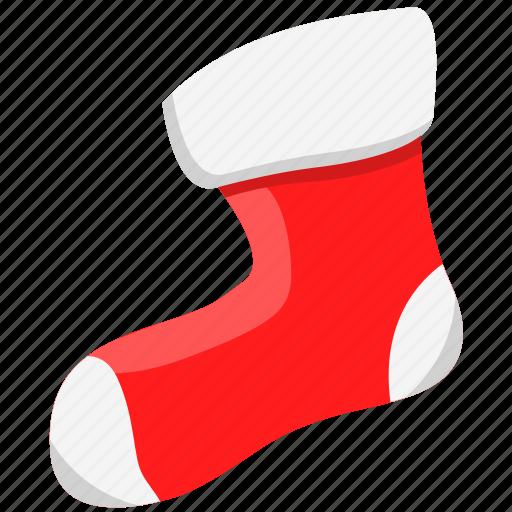 christmas, holiday, merry, socks, xmas icon