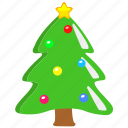 celebration, christmas, decoration, holiday, merry, tree, xmas icon