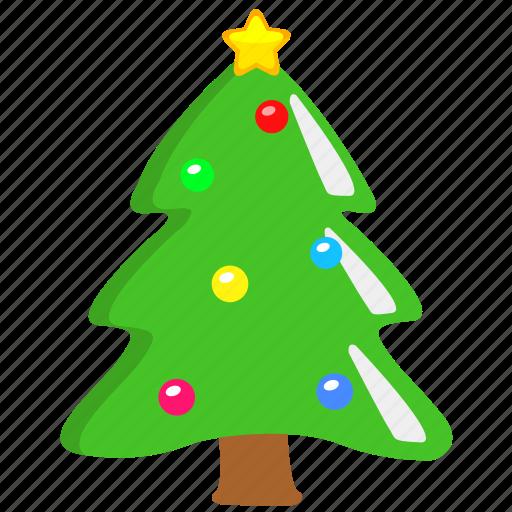 celebration, christmas, decoration, holiday, merry, tree, xmas icon