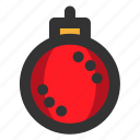 christmas, decoration, tree, winter, xmas icon