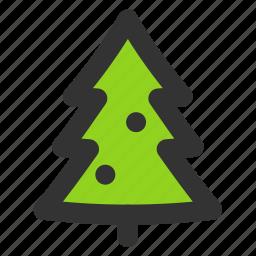 christmas, christmas tree, nature, tree, winter, woods, xmas icon