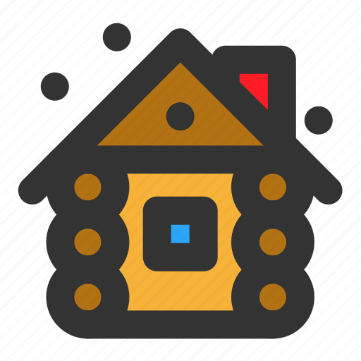 building, christmas, construction, home, house, winter, xmas icon
